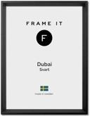 Ram Dubai Svart