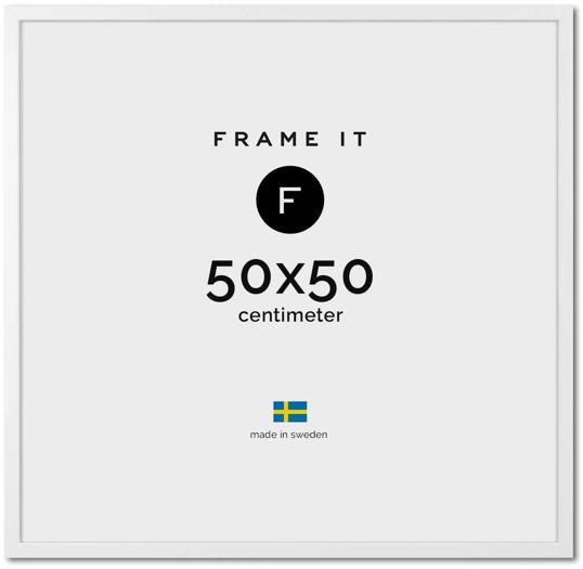 Ram London Vit 50x50