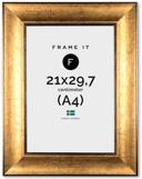 Ram Rome Guld 21x29.7(A4)