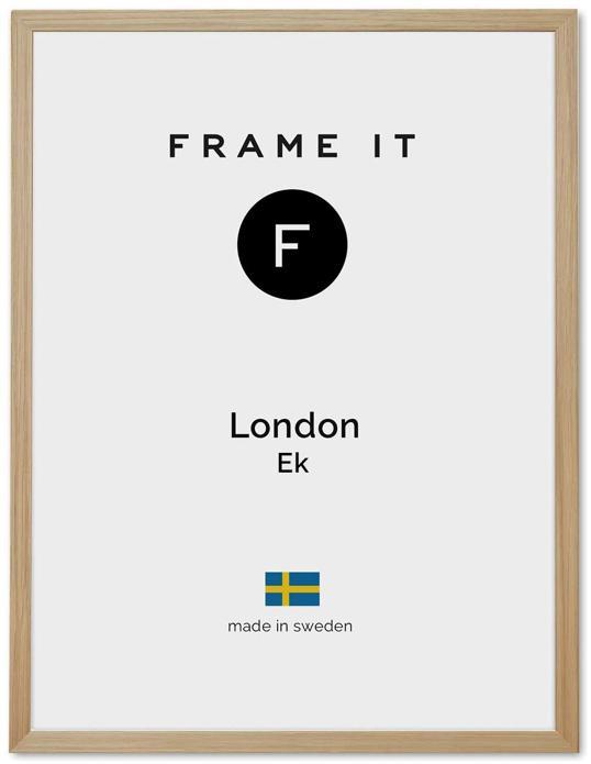Ram London Ek 50x70