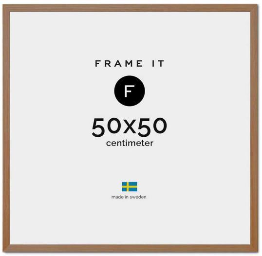 Ram London Teak 50x50