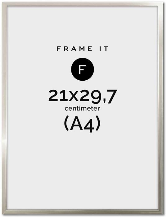 Ram Nielsen Accent Silver 21x29.7(A4)