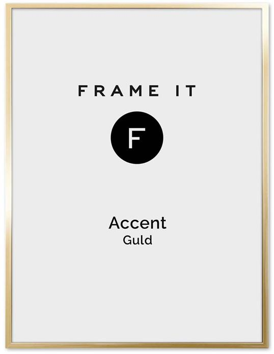Ram Nielsen Accent Guld