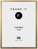 Ram London Guld 50x50