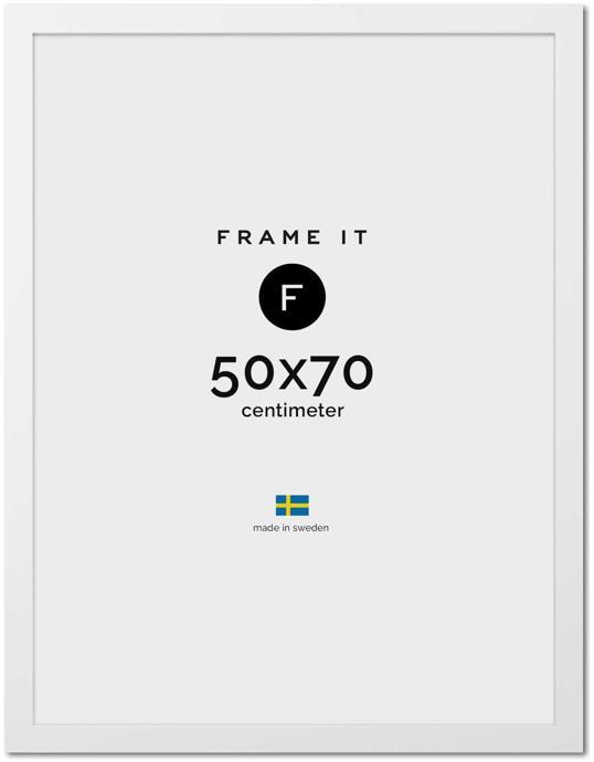 Ram Paris Vit 50x70